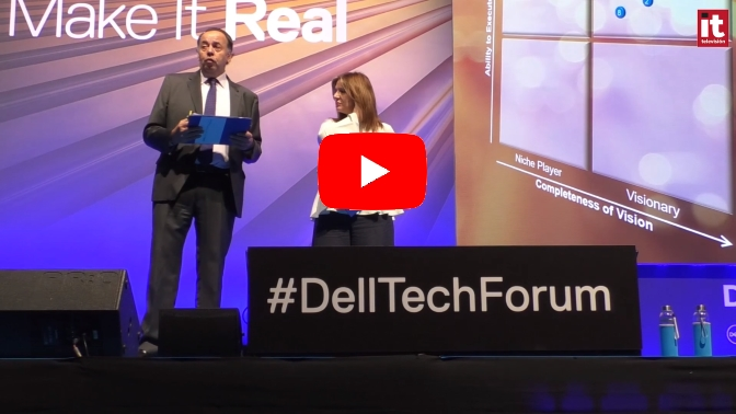 Vídeo Dell Tech Forum